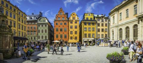 Estocolmo ciudad mejor reputación