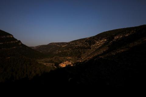 La Estrella is located in Spain's eastern highlands.