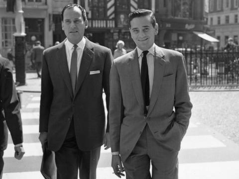 Fashion for men has traditionally been more conservative and less subject to change — especially when it comes to business attire. But suits did continue to slim out throughout the decade.