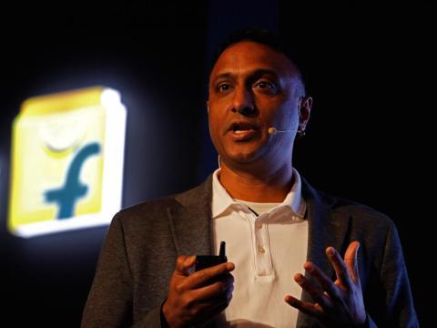 Kalyan Krishnamurthy, CEO de Flipkart.