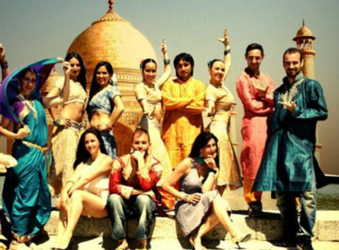 Fotograma de la película Bollywood made in Spain.