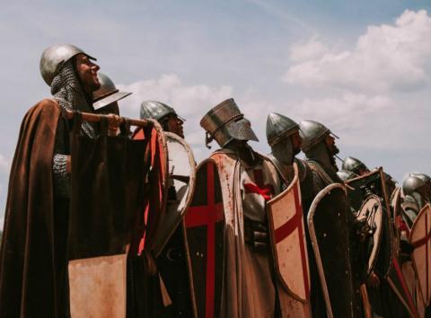 Fotograma de la película Onyx, los reyes del grial.