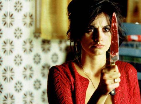 Fotograma de la película Volver.
