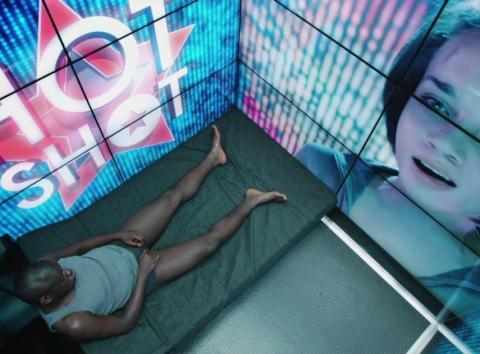 Fotograma de la serie Black Mirror.