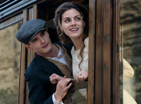 Fotograma de la serie Gran Hotel.