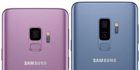 The Galaxy S9 has a leg up on the Galaxy Note 9 in a few ways. It comes in more colors and sizes ...