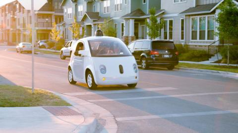 Google takes its tech to the streets.