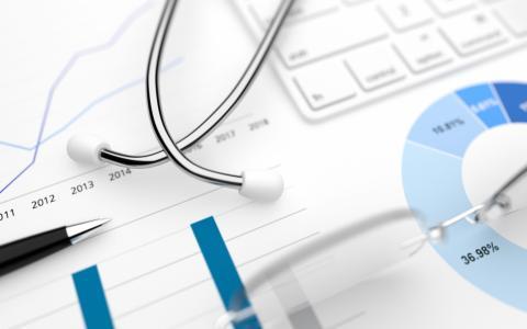 Gráficos y datos en medicina