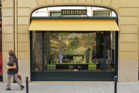 Tienda Hermes