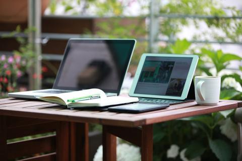 i - pad pantalla secundaria
