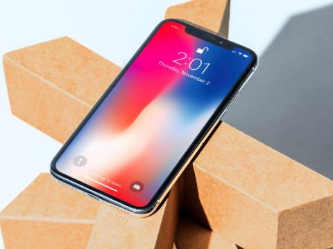 The iPhone X comes out on top of benchmark tests, but it's unlikely to be noticeable in real-life usage.