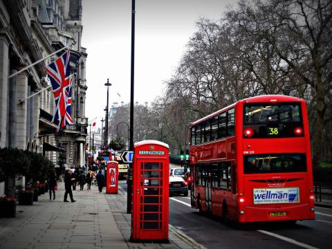 Londres es uno de los destinos más habituales de los trabajadores españoles en el extranjero
