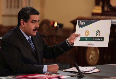 Maduro Bolivar