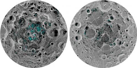 China is hoping to land a crew in the early 2030s, if not sooner, and the stakes are high. In addition to slam-dunking US achievements in spaceflight, there may be hundreds of billions of tons of water ice at the moon's poles.