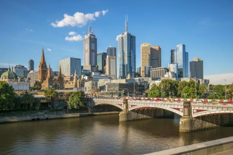 Melbourne es una de las ciudades con mejor reputación.