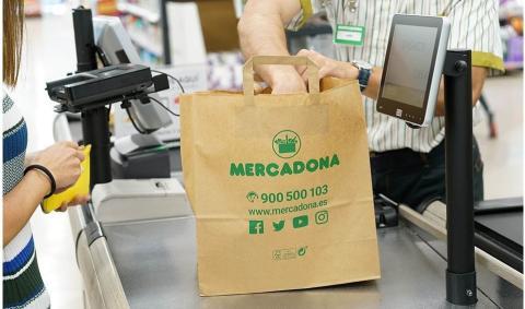 Mercadona bolsas