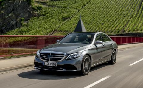 Historia Mercedes Clase C