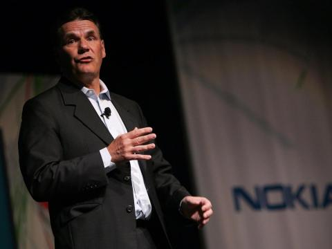"Nokia's CEO then, Olli-Pekka Kallasvuo, didn't take the threat seriously either: ""I don't think that what we have seen so far (from Apple) is something that would any way necessitate us changing our thinking when it comes to"