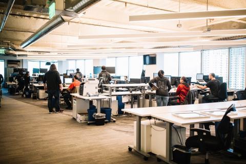 Oficinas de Avast en Emeryville, California, EEUU.