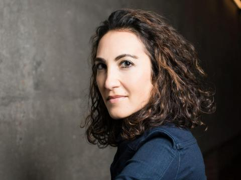 Patricia Georgiou of Google's Jigsaw.