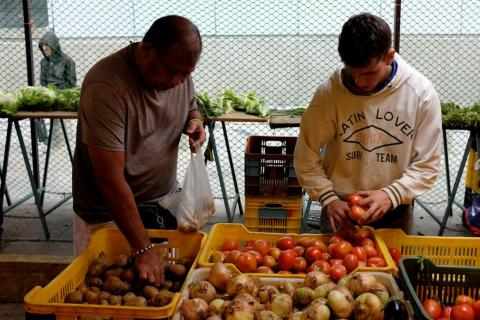 Frutas y verduras Caracas [RE]