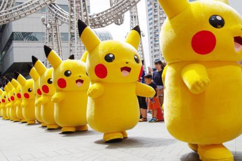 Pikachu Outbreak 2018