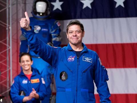 """El astronauta Robert """"Bob"""" Behnken [RE]"""