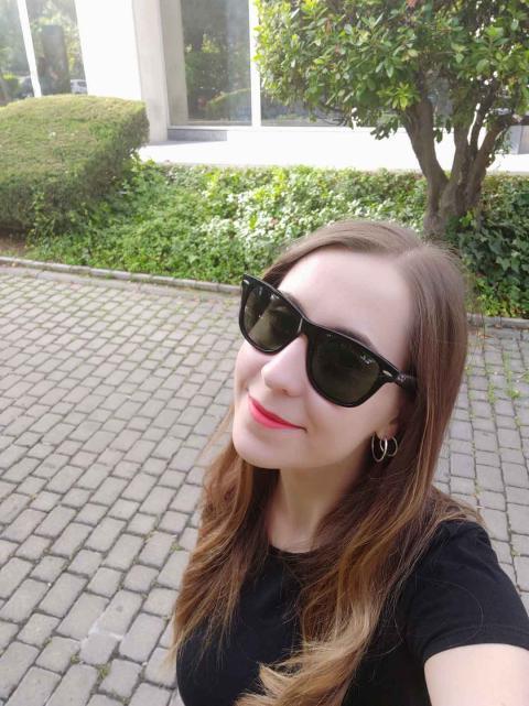 Selfie con el Mi 8