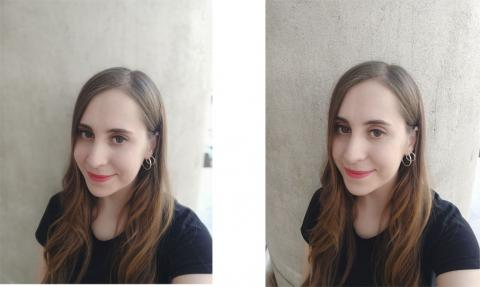 Selfies Pocophone F1