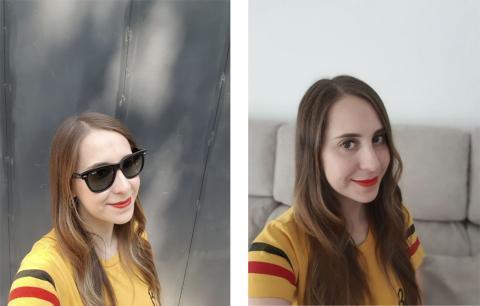 Selfies Samsung Galaxy Note 9