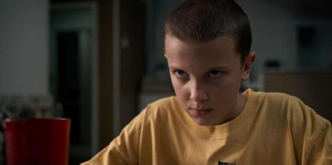 "1. ""Stranger Things"" (Netflix)"