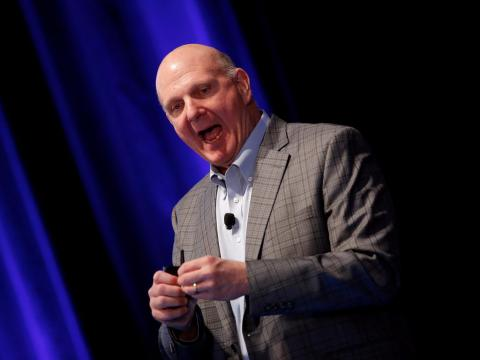 "Steve Ballmer, then Microsoft's CEO: ""There's no chance that the iPhone is going to get any significant market share. No chance."""