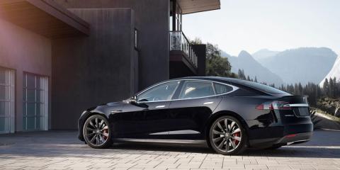 El Tesla Model S