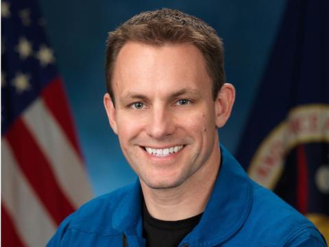 El astronauta Josh Cassada