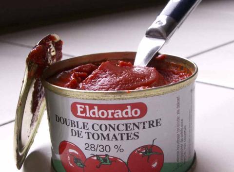 Tomate en conserva