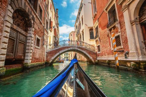 Venecia es una de las ciudades con mejor reputación.