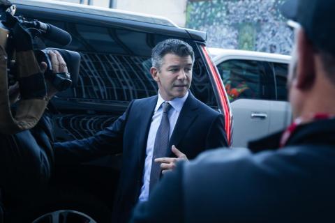 Waymo takes Uber to court.