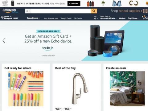 Web Amazon