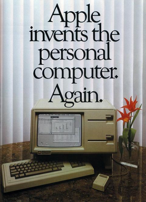 El Xerox PARC convenció a Jobs de que el futuro de la computación sería con un interfaz gráfico de usuario (GUI), como el que usamos hoy en día