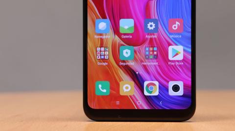 Batería en el Xiaomi Mi 8