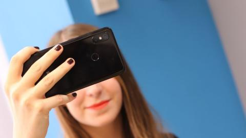 Cámara trasera del Xiaomi Mi 8