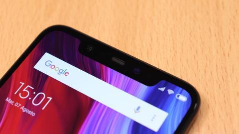 Notch en el Xiaomi Mi 8