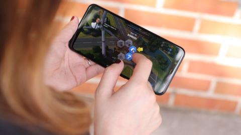 Rendimiento en el Xiaomi Mi 8
