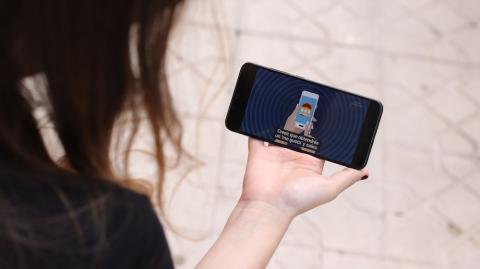 Vídeo en el Xiaomi Mi 8