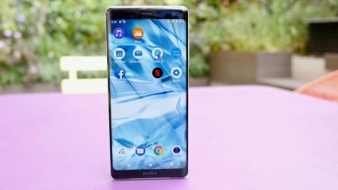 XZ3 Sony IFA 2018