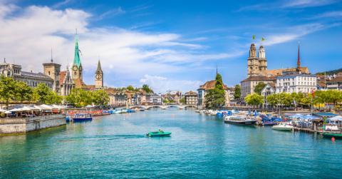 Zurich ciudad mejor reputacion