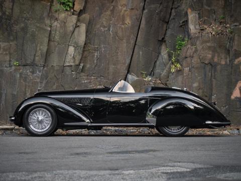12. Alfa Romeo 8C 2900B Lungo Spider de Touring de 1939: vendido por 19,8 millones de dólares por Sotheby's en 2016 [RE]