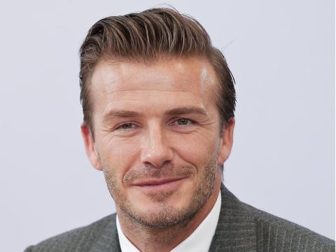 12. David Beckham