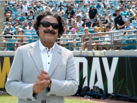 12. Shahid Khan, United States