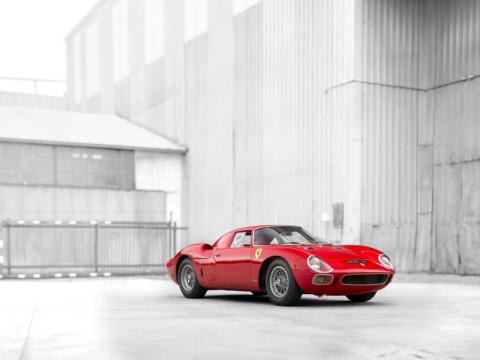 16. Ferrari 250 LM de Scaglietti de 1964: vendido por 17,6 millones de dólares por Sotheby's en 2015 [RE]